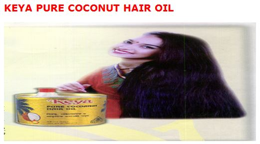 KEYA PURE COCONUT HAIR OIL