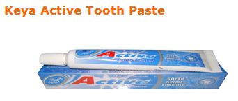 Keya Active Tooth Paste