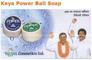 Keya Power Ball Soap