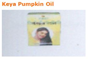 Keya Pumpkin Oil