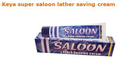 Keya super saloon lather saving cream