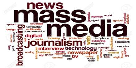 Research paper on mass media