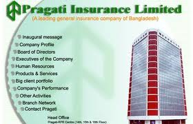 Report on Pragati Life Insurance Limited