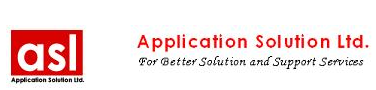 Internship Report on Application Solution Limited