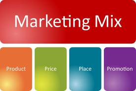 Marketing Mix According to Famous Writers