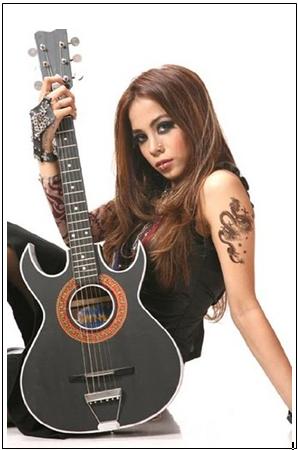 Bangladeshi Singer Tishma