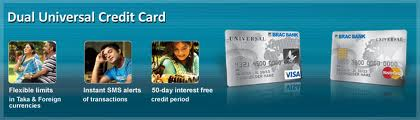 Brac Bank Credit Card Services