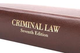 Criminal Laws and the Constitution of Bangladesh