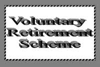 Definition of voluntary retirement scheme (VRS)