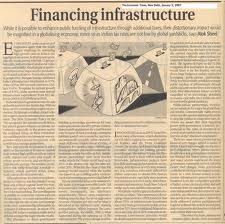 Financing Infrastructure in Bangladesh