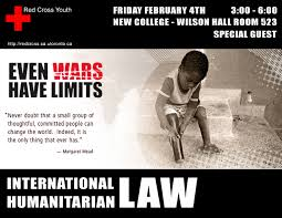 Relation between International Humanitarian Laws and Human Rights