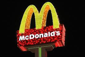 Managing Change at McDonalds