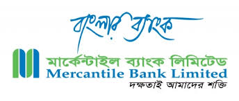 Mobile banking in Mercantile Bank Ltd