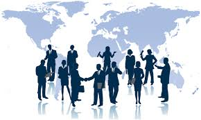 Why  international company differs from domestic company