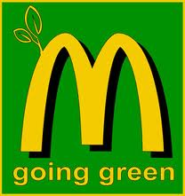 Case study on McDonalds Green Alliance