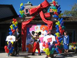 Marketing of Disney Design and Developers Limited