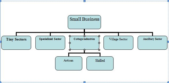 structural Feature of Small Business