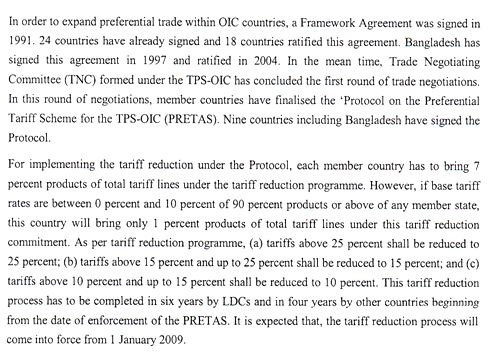 Political effects of foreign policy of bangladesh assignment point preferential trade agreement among developing eight countries d 8 platinumwayz