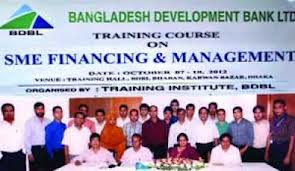 Loan Disbursement of Bangladesh Development Bank Ltd
