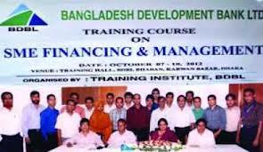 Loan Disbursement of Bangladesh Development Bank Ltd