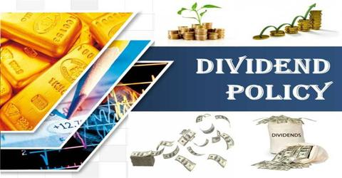 dividend policy Definition of dividend policy: a company's stance on whether it will pay out profits as dividends or keep them as retained earnings if the company.