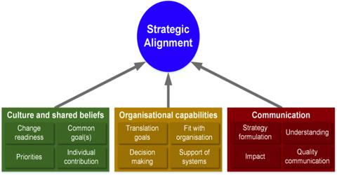 Implementing and Executing strategy in Culture and Leadership