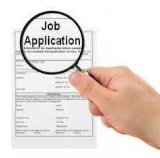 Assignment on Job Application