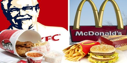 Comparing the competitive advantages between McDonald and KFC