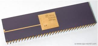 Report on Motorola Microprocessor