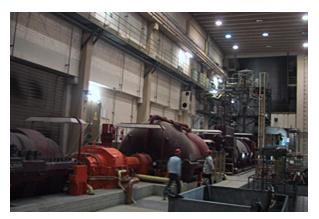 Peak Load Power Plant