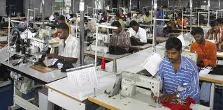 Assignment on Production Department of Garments