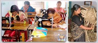 Report on developing Rural women