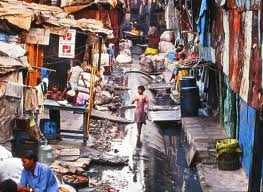 Social Structure and Resettlement of Slum Dwellers