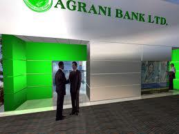 Internship Report on Agrani Bank Limited