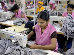 Internship Report on Garments Industry of Bangladesh