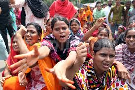 Legal Regime for the Protection of Rights of Garment Workers