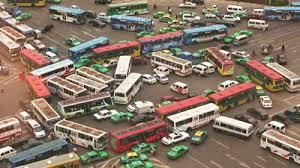 Motorcycle Transportation Service for Reducing Traffic Jam