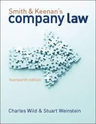 Concept on Company Law