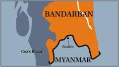 Geopolitically of Bangladesh