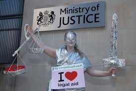 Implementation of Government Legal Aid Versus Ngo Legal Aid