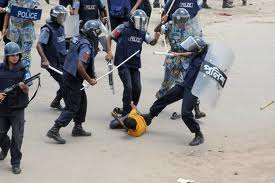 Human Rights Violation in Bangladesh