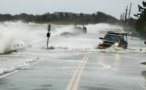 Hurricane Sandy Underlines Global Threat of Climate Change
