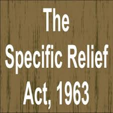 Injunction Under Specific Relief Act