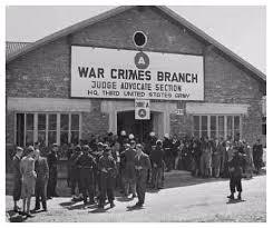 War Crime Trial