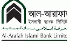 General Banking Activities of Al- Arafah Islami Bank Limited.