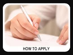 Application for Forwarding Letter
