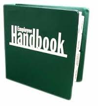 Employee Handbook of Human Resources Management