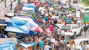 A study on the Problems of Footpath Occupied by Hawkers at Dhaka