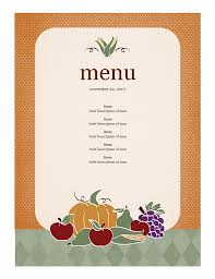 What is Menu ?