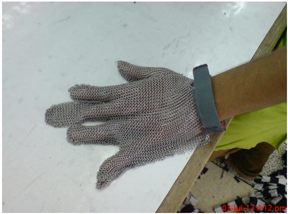 Metal Hand Gloves